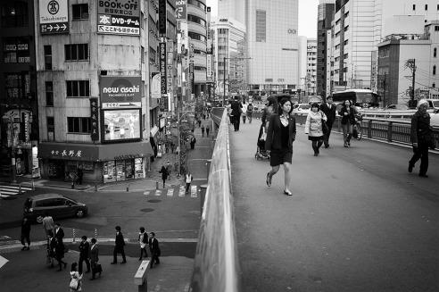 """""""Levels"""" Shinjuku, Tokyo, Japan"""