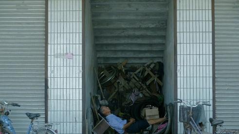 """""""Midday nap"""" Yancheng, China"""