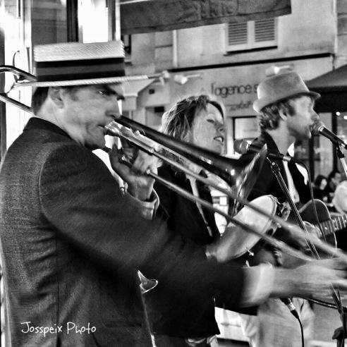 Music Band - Odéon