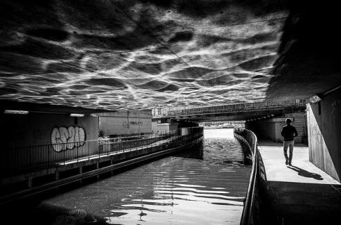 Nantes Canal Saint Felix
