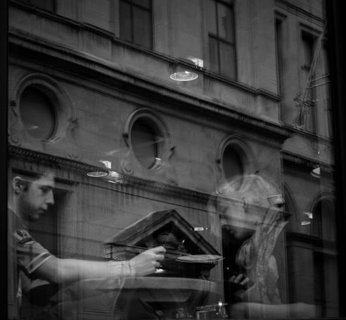 """Reflections"" Liverpool, UK"