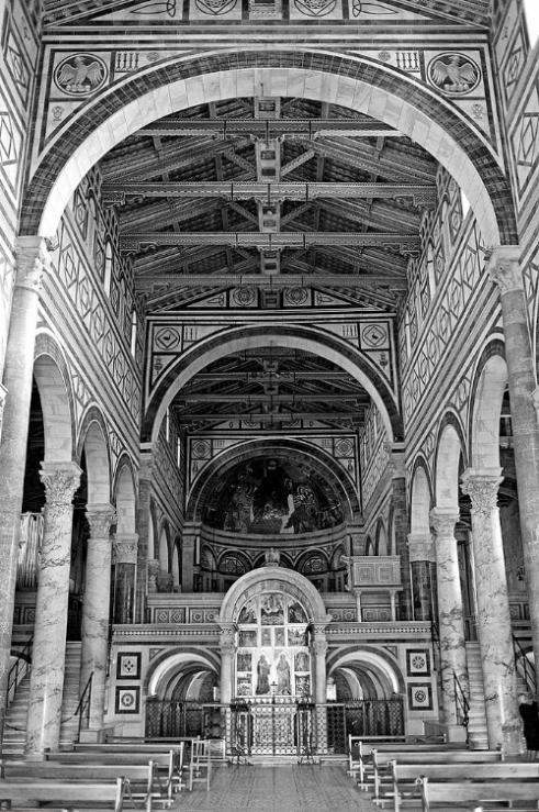 San Miniato al Monte Florence, Italy