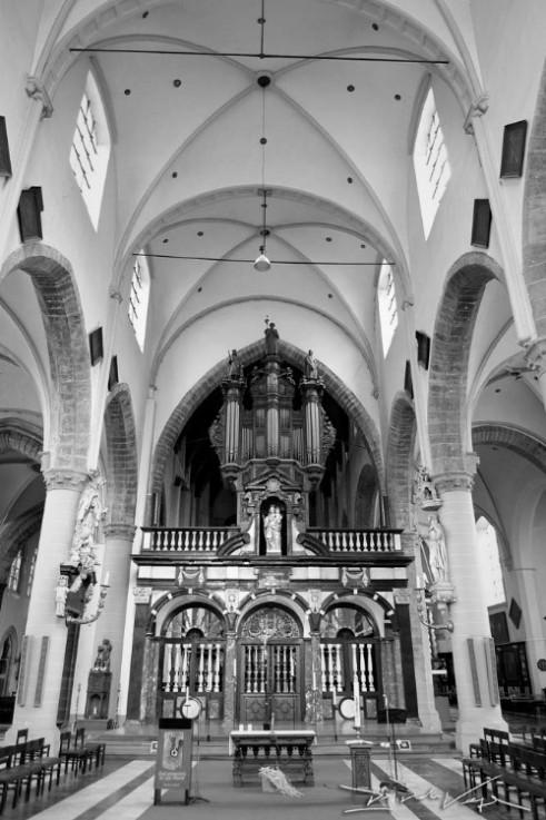 Sint Jakobskerk Brugge, Belgium