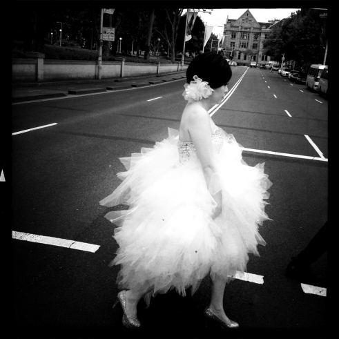 """The Bride"" Sydney, Australia"