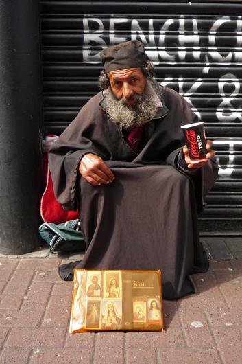 Coptic Man Dublin, Ireland