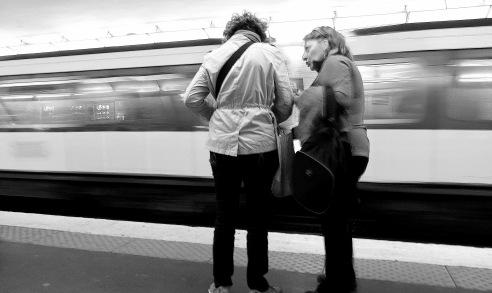 Commute Chatter Paris, France