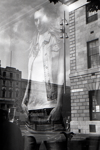 Tall Girl Dublin, Ireland