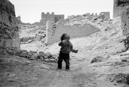 Boy Marib, Yemen