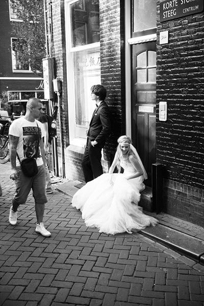 Korte Stormsteeg, Amsterdam, Netherlands