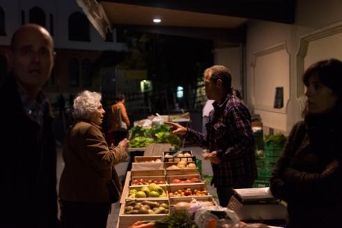 Night fruits Sabadell, Catalonia, Spain