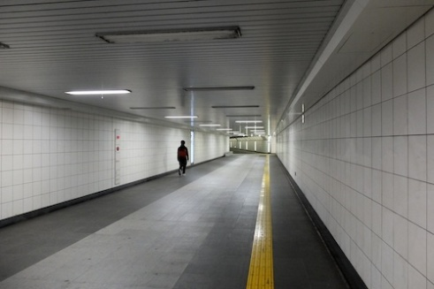 Underground Shinjuku, Tokyo