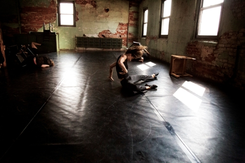 """Of Our Remnants"" Fringe Arts in Philadelphia Choreographer: Olive Prince The Iron Factory Studio, Philadelphia, USA"