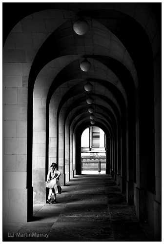 Little Girl Manchester, UK