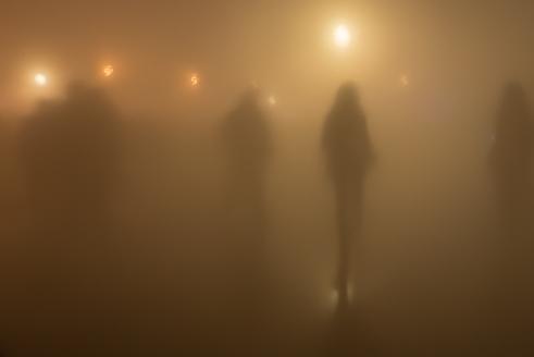 Nuit blanche (Paris place de la République)