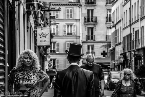 Rue d'Orsel, Montmartre, Paris, France