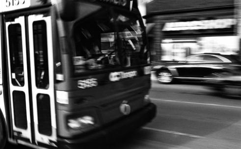 Rush Hour Ottawa, Ontario, Canada