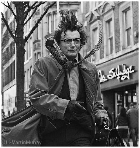 Street Entertainer Manchester, UK