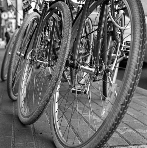 Wheels Ottawa, Ontario, Canada