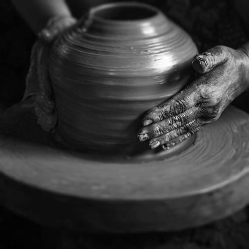 Hands of life - Yogyakarta - Indonesia