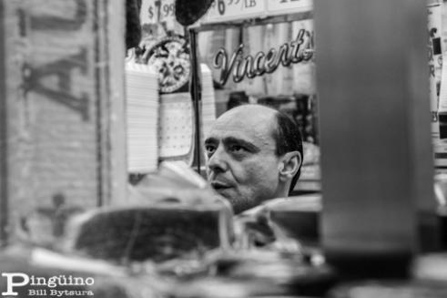 Vincent's Butcher Shop, Arthur Avenue, Bronx, New York, USA