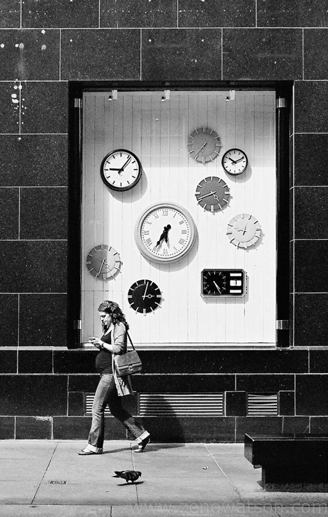 Biological-Clock Glasgow, UK