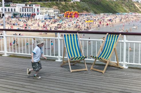 Bournemouth Pier, England