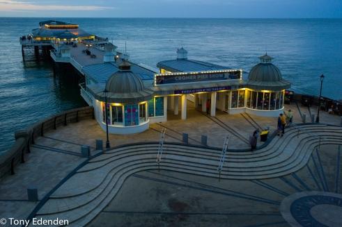 Cromer Pier, England