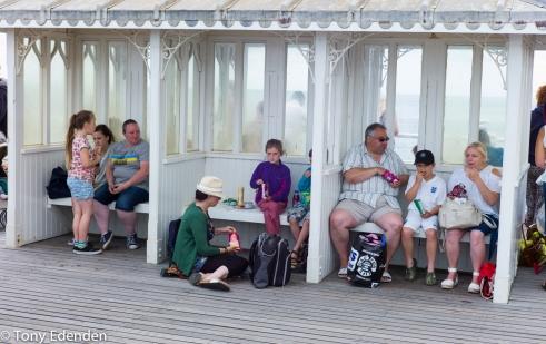 Cromer,Pier Norfolk, England