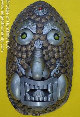 Mask Nepal