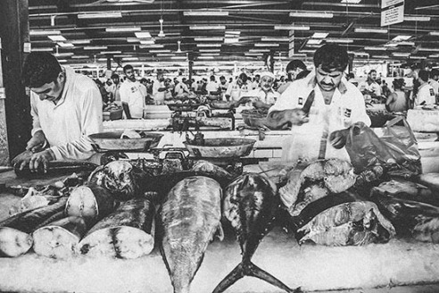 Fish Market, Deira, Dubai