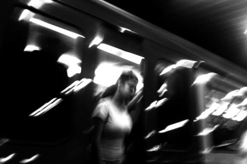 Caracas Subway, Caracas - Venezuela.
