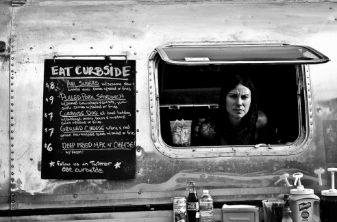 Off The Grid, Food Trucks, San Francisco, California, USA