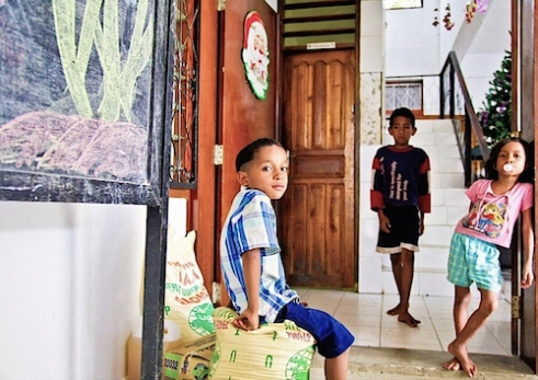 Timor Leste: Orphanages run by the Catholic church are many in Timor Leste due to extreme poverty. The Orphanages provide shelter, food, clothing an education for many thousands of children.