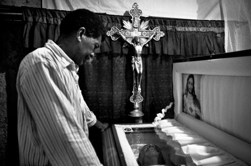 """""""Was shot dead"""" Petare, Venezuela"""
