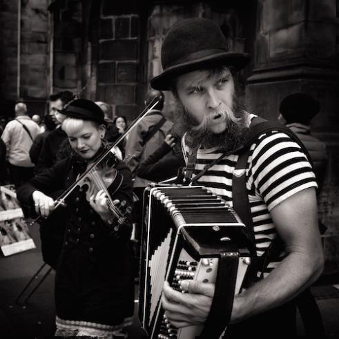 Musicians Edinburgh, Scotland
