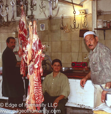 Butcher Syria(before civil war)