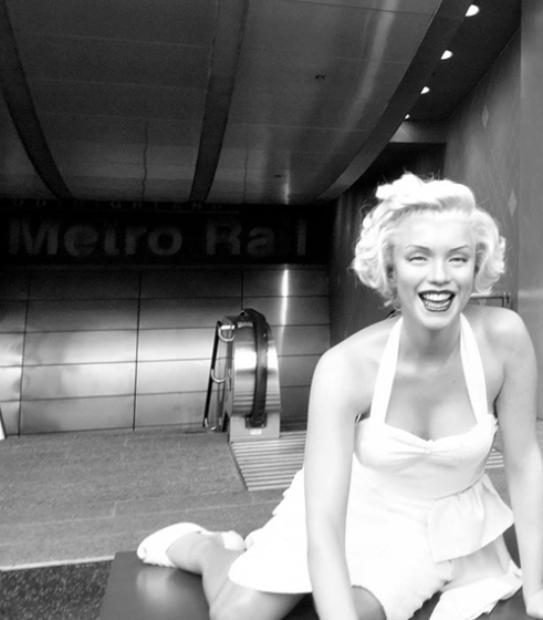 Norma Jeane, Los Angeles, CA