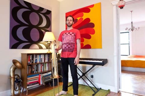Alex - Bushwick, Brooklyn