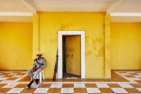 Royal Palace Guard Cambodia