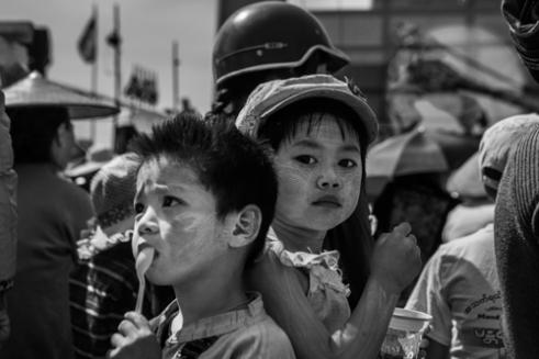 Kids Hsipaw, Burma