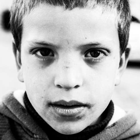 Lilttle boy - Old city, Jerusalem