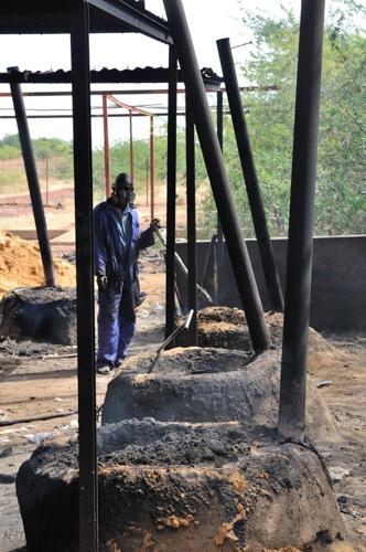 AKTC's plastic recycling project in Mopti (Mali)