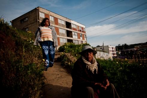 Sector 5 de Playa Ancha, Valparaíso.