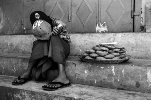 Tired Pwin Oo Lwin, Burma