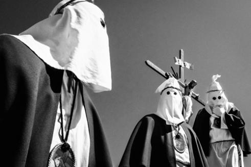 """Ecce Homo"" – Holy Friday – Villarosa (EN) - Italy"