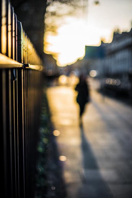 The mysterious girl – Dublin, Ireland