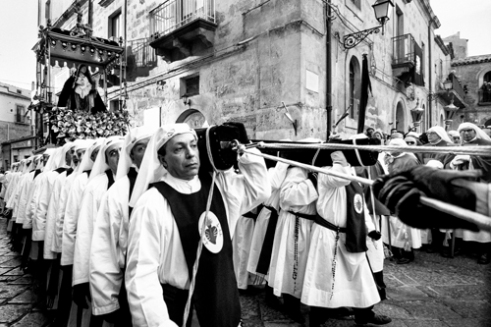 Holy Friday – Enna - Italy