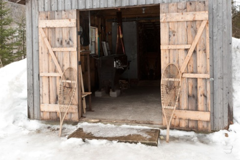 Maple Sugar Camp, 21 March 2014