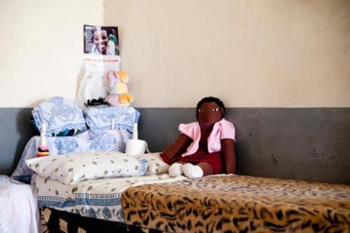 Luzira Women Prison, Uganda