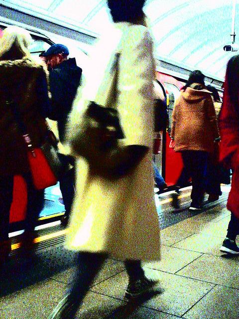 London, Oxford Street Station